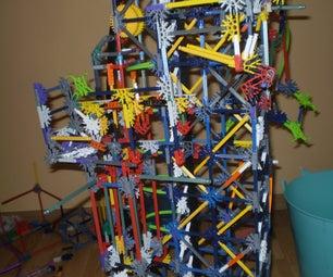 Upedate of Project 2 Knex Ball Machine