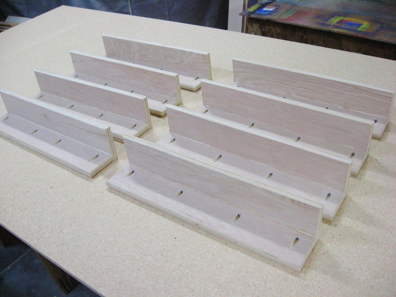 Assemble Leg Structures