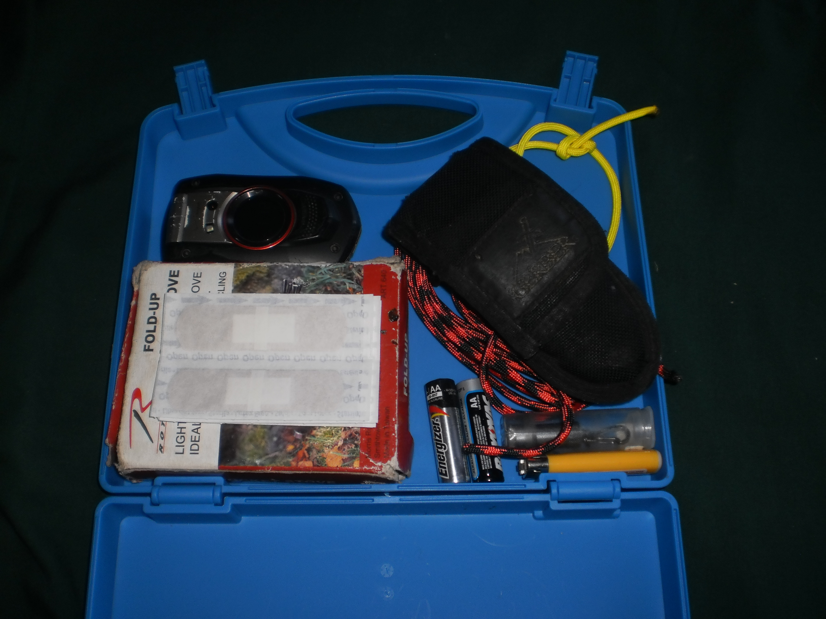 how to make a good survival kit