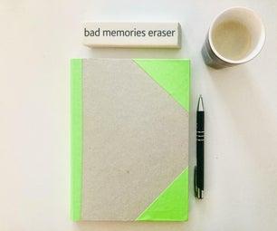 DIY-Notebook / Paper As Material