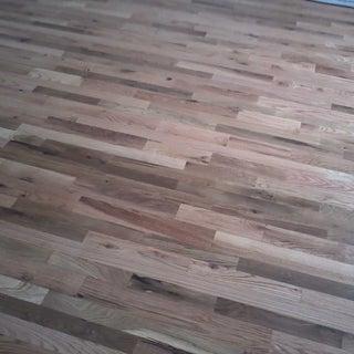 Sprung Wood Dance Floor