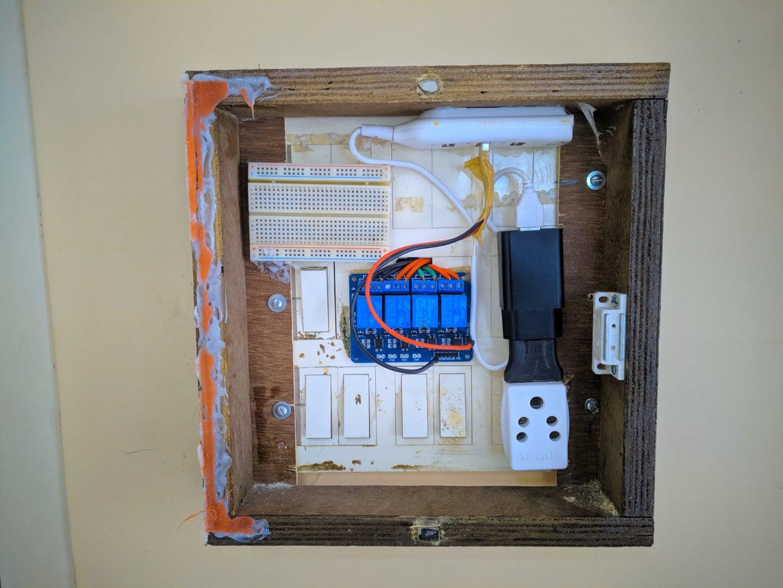 Smart Home Using Amazon Alexa