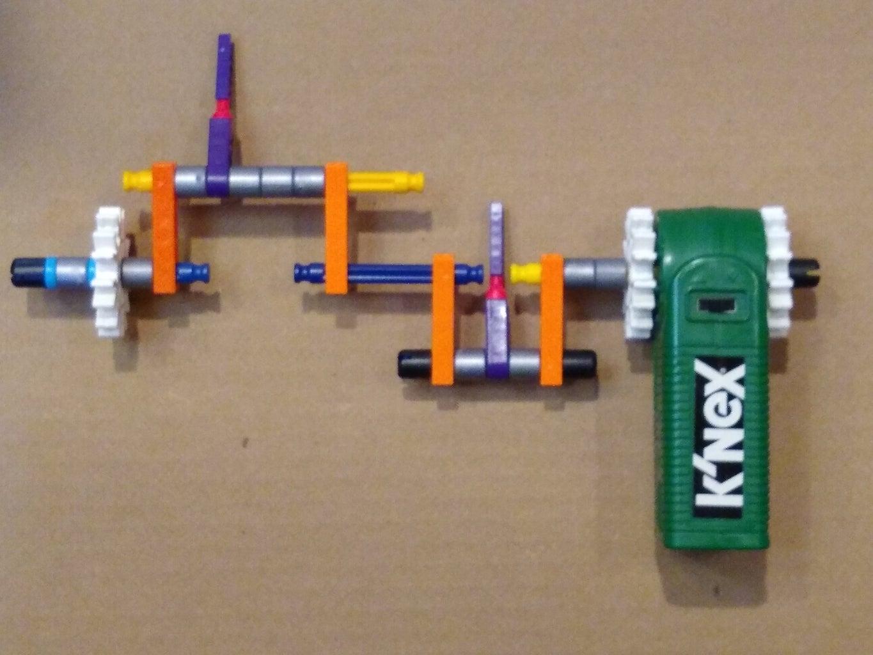 Build the Crank Shaft