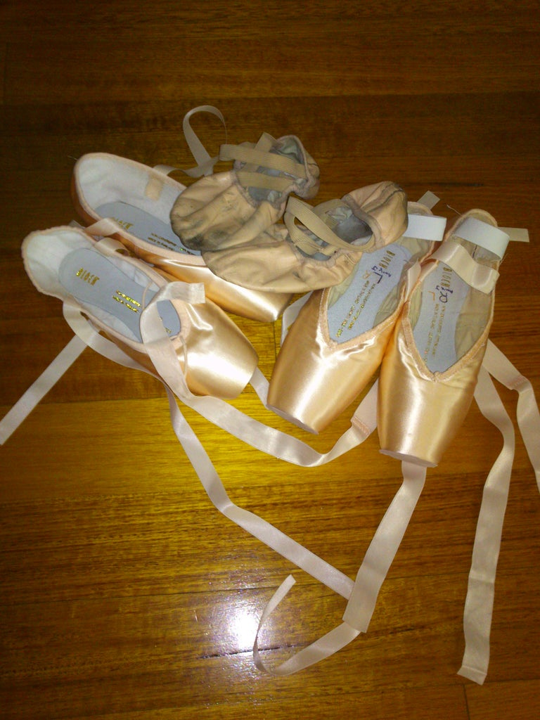 What's the Difference? Demi, Pointe and Flats