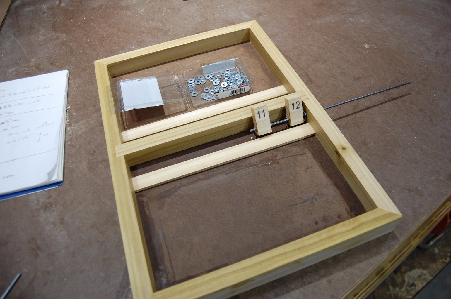 Internal Oiling, Assembly and Hole Plugging