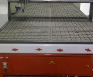 Planing the Tabletop of Your Industrial CNC Router