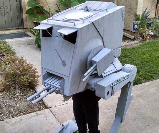 Star Wars At-St Walker Costume