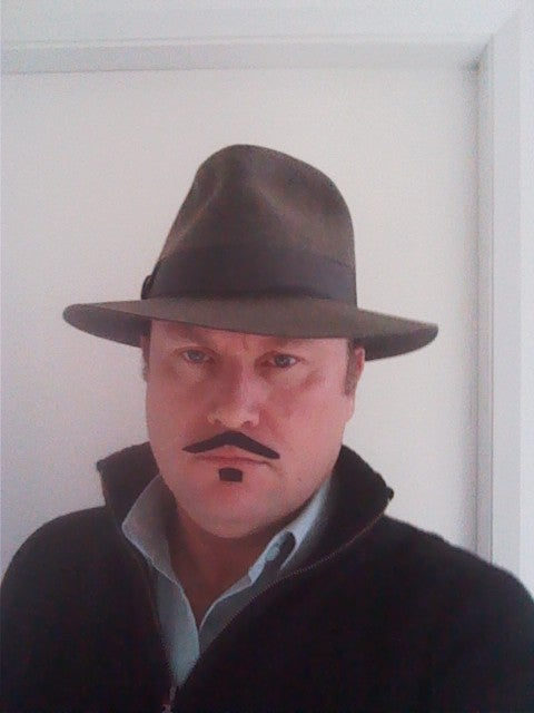 Quick Emergency Moustache Disguise