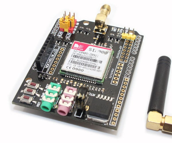 Receive Alerts and Messages From Your Arduino Mega
