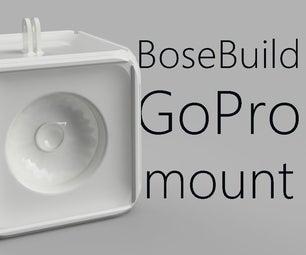 BoseBuild GoPro Mount