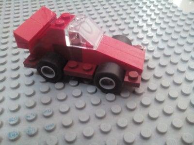 EASY Lego Race Car