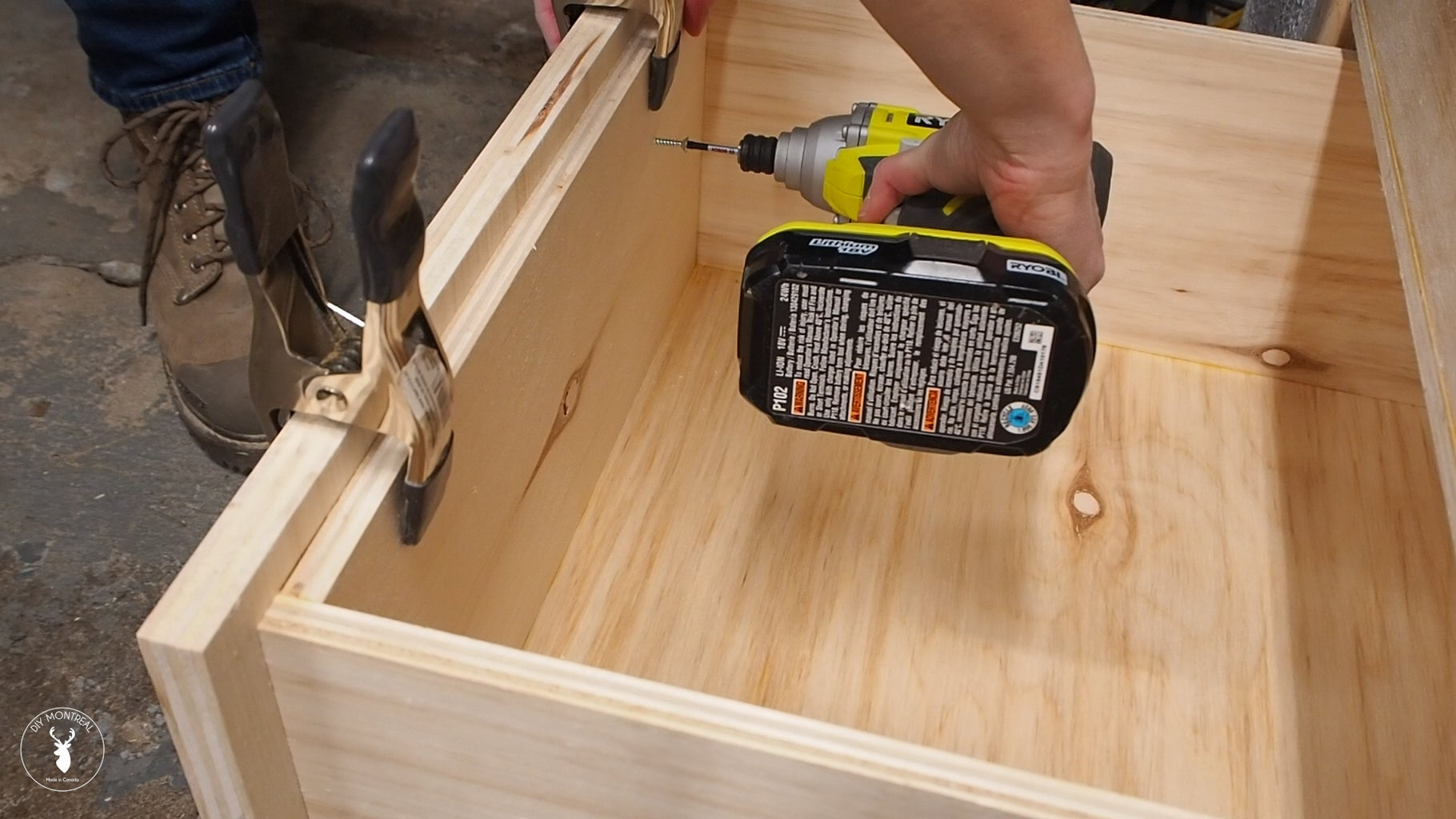 Add Drawer Fronts