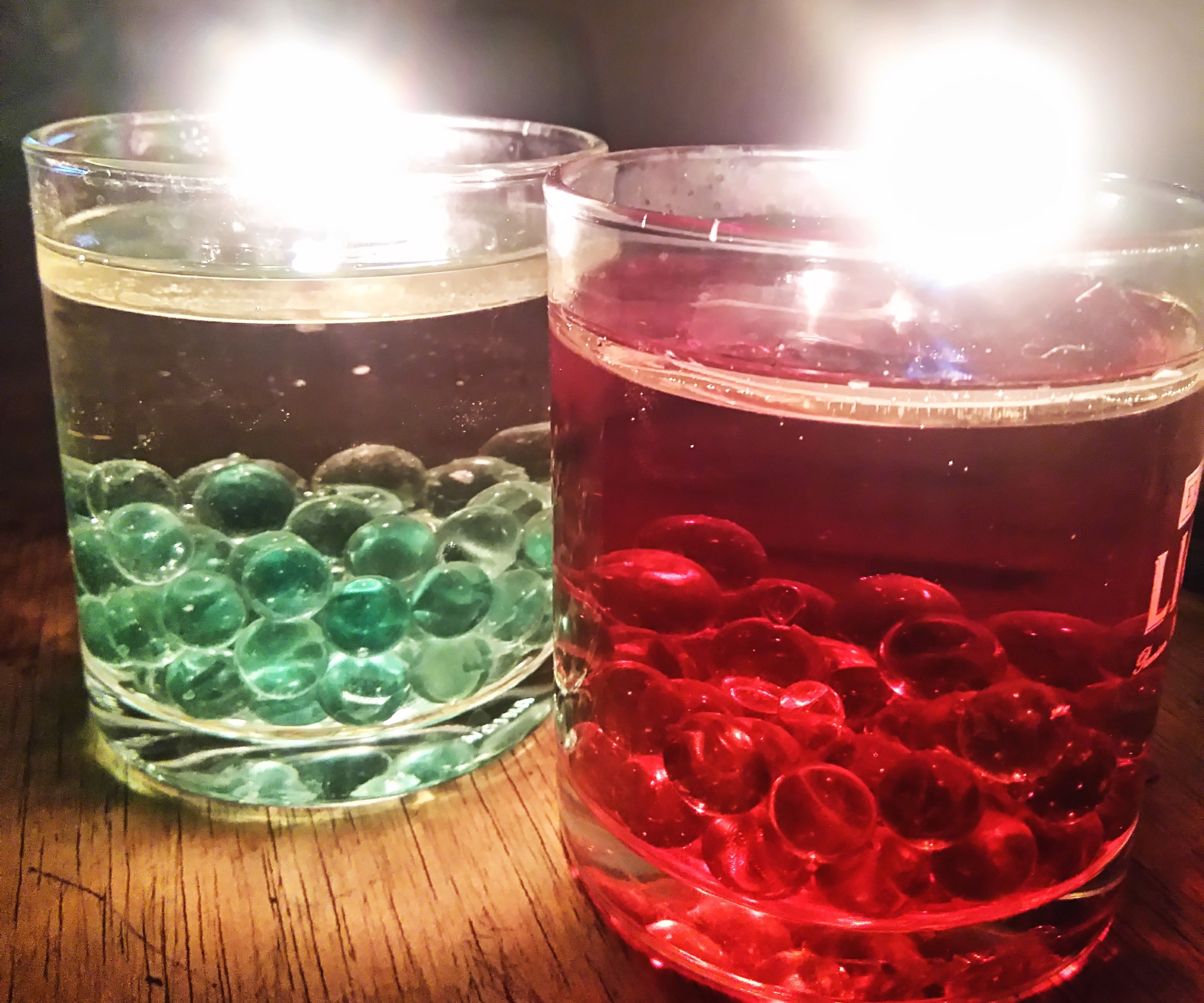 DIY Water Candle!!!