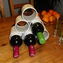 Tube Wine Rack