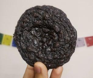 Molten Lava (fudge) Cookies
