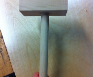 How to Make a Simple Mallet