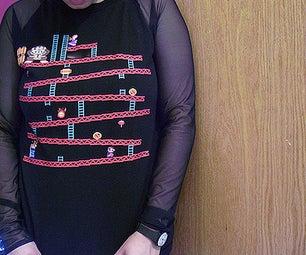Donkey Kong Dress Mod Version 1 & 2