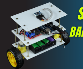 How to Make Self Balancing Robot With Arduino   Arduino Project