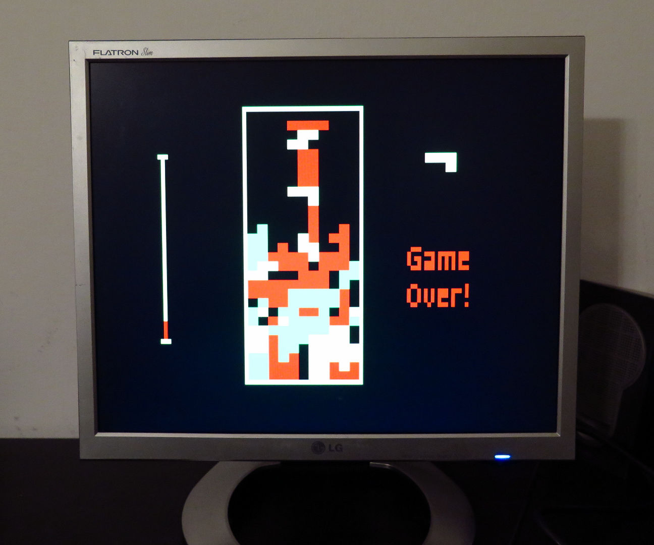 VGA Tetris With Arduino Uno