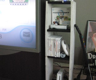 Nintendo Wii Stand