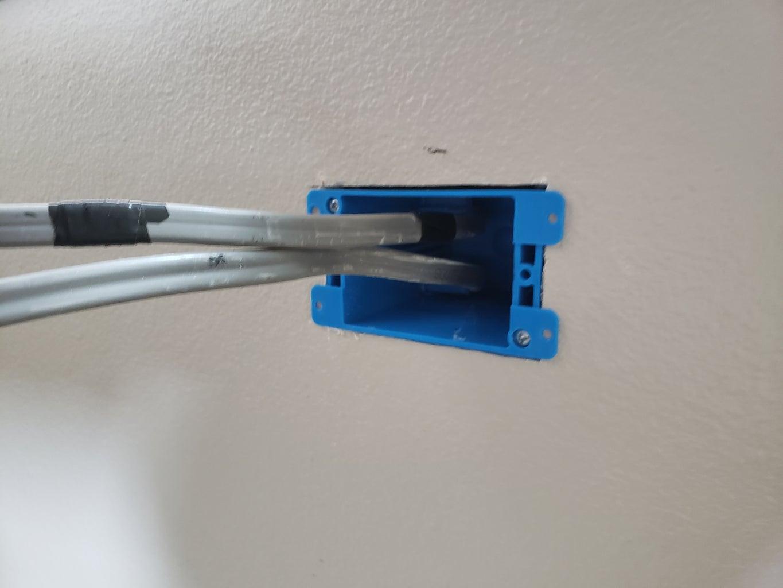 Switch Installation Preparation Part 3
