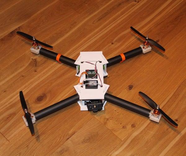 DIY Beginner's Quadcopter