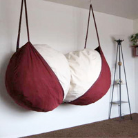 Voluptuous Pillow Chairs