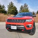 Jeep Compass 'Raptor Style' Lights
