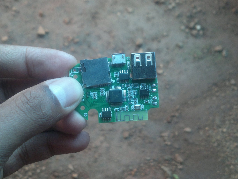 The Bluetooth Module
