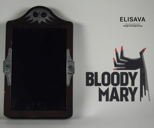 Bloody Mary's Mirror: It Breaks When You Look at It!