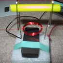 how to make a simple spinning motor