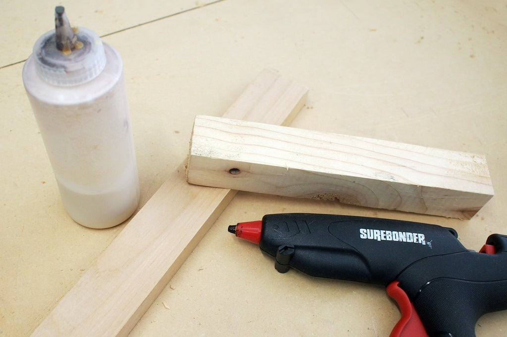 Hold Glue-Ups Instantly