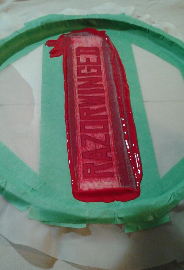 Silkscreen Printing: Easy and Cheap