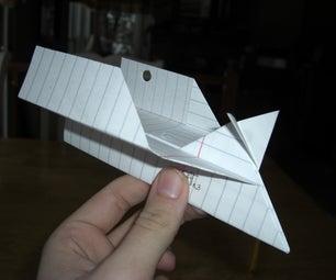 Paper Airplane: the BAT X.3