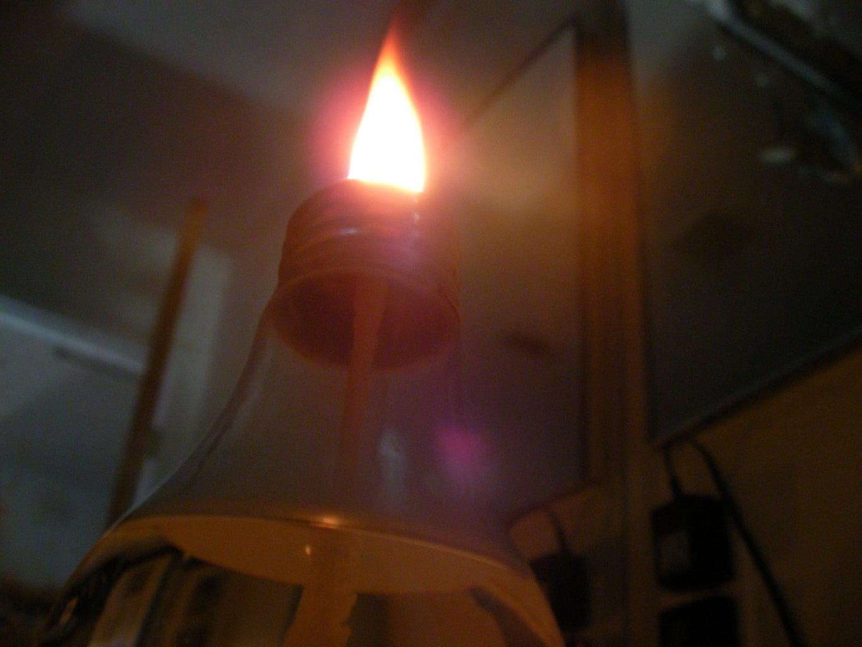 Fill! Assemble! Light! Enjoy!