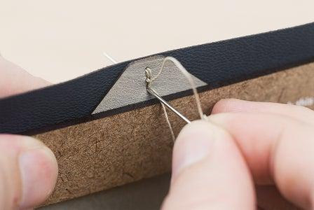 Lock Stitch Thread Two