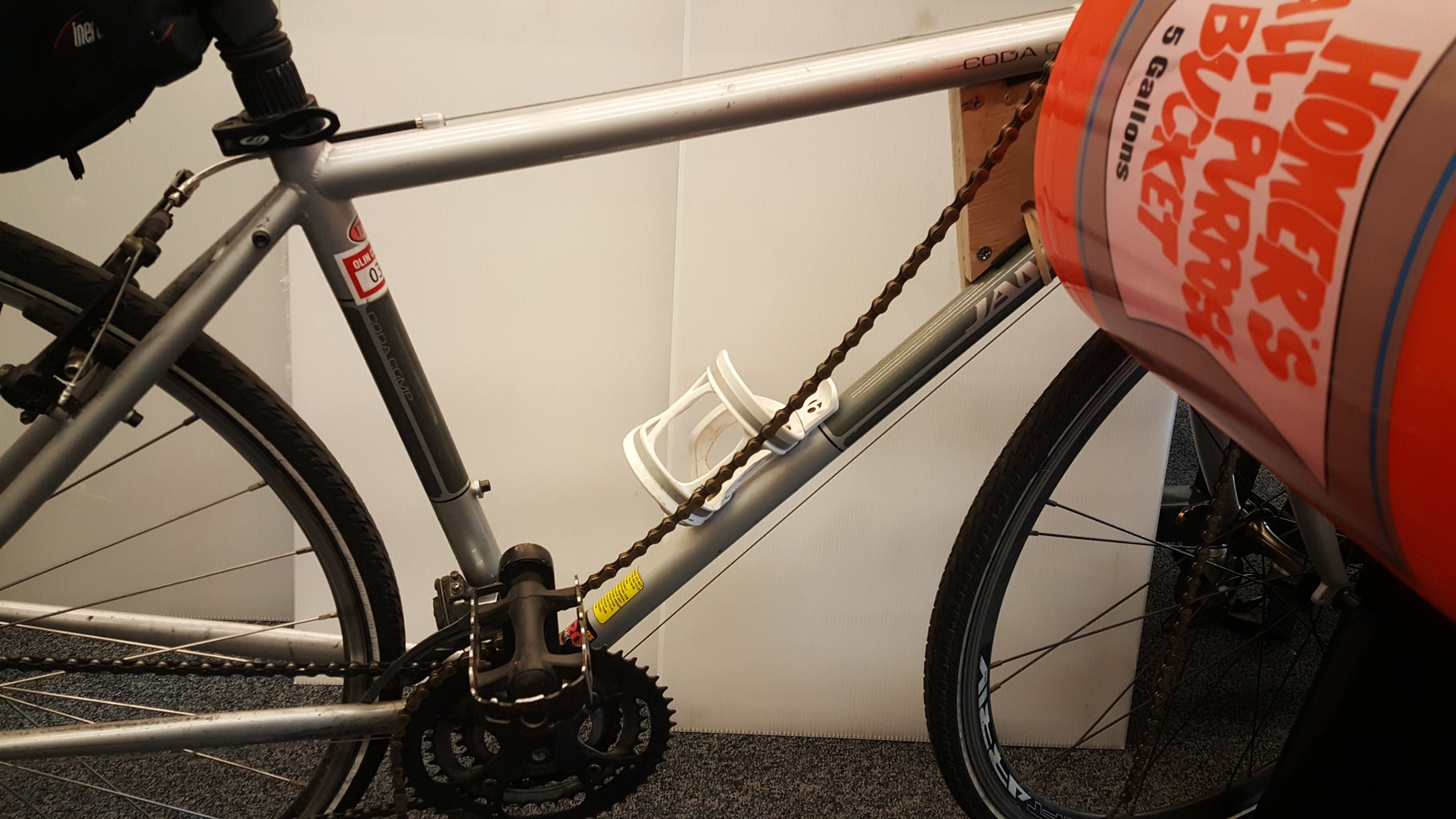 Reassemble: Size Chain and Locate Shaft Holes