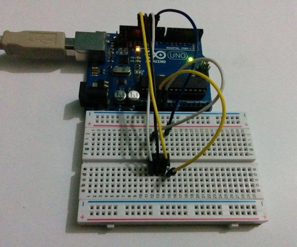 Arduino UNO - Programming Atiny85