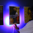 DIY Inventive ART Project Idea With LED Lights and Sound
