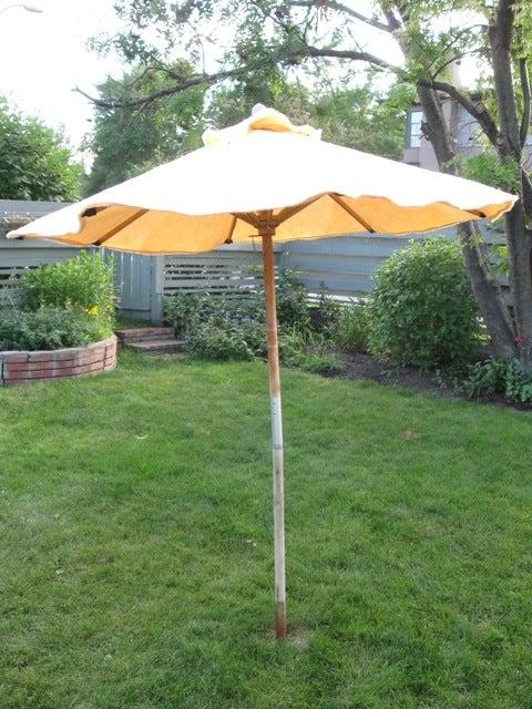 Multipurpose Summer Umbrella