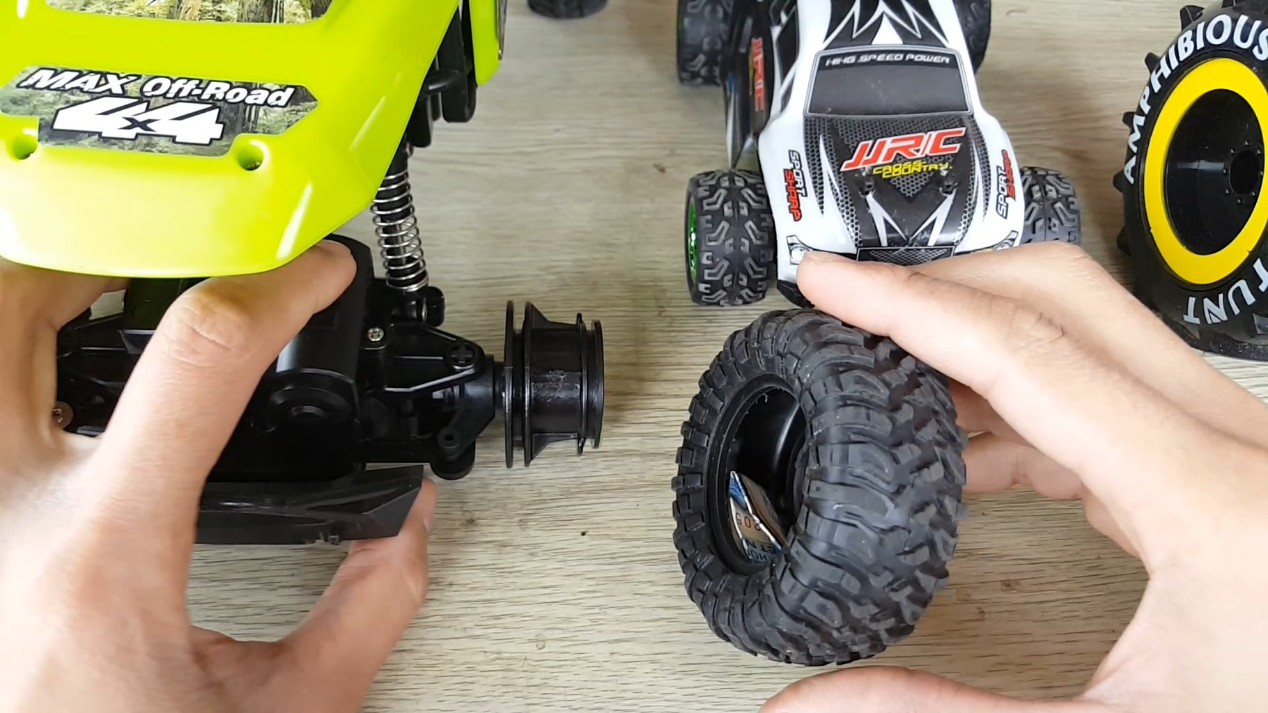 Hide Your Stuff With the Rc Car