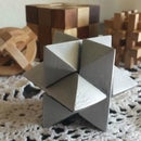 Metal Star Puzzle