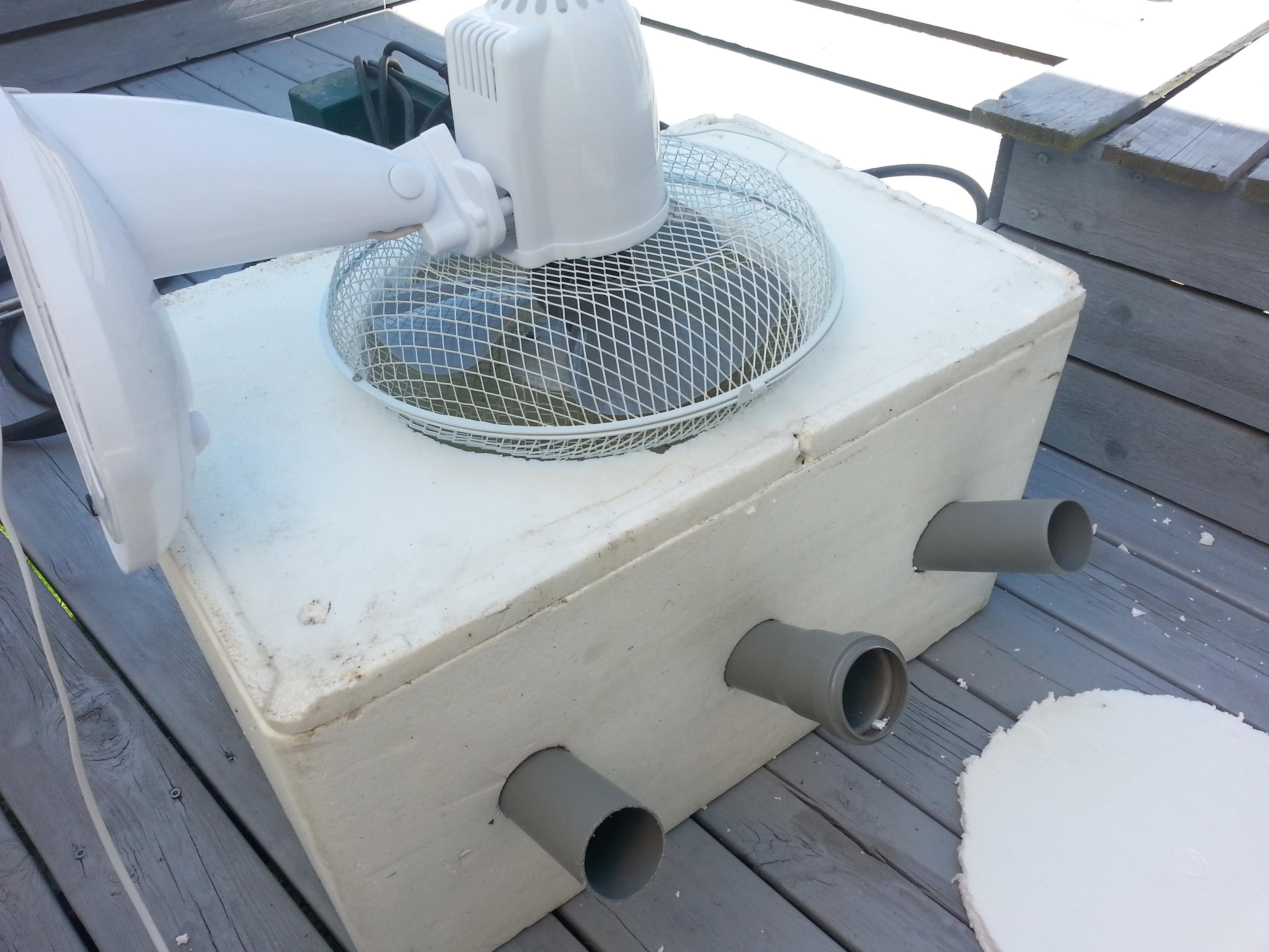 DIY Aircondition