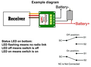 How to wire a Battle Switch for forward reverse of a motor? - Instructables | Battle Switch Wiring Diagram |  | Instructables