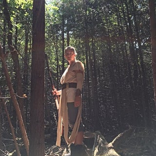 Make Rey's Staff - Star Wars: the Force Awakens