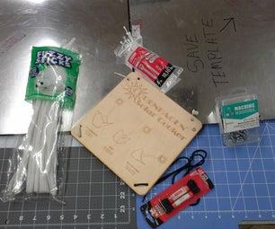 Zip Tie Hack Copenhagen Solar Cooker Replace Lace