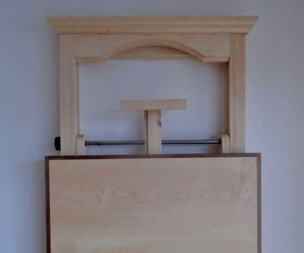 Convertible Wall Easel