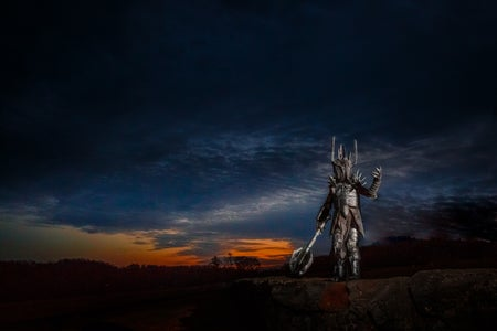 Epic Sauron Costume