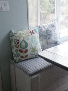 Built Window Benches