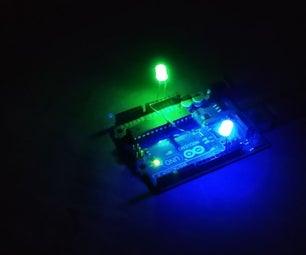 Arduino LED Blinking
